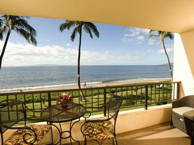 Photo for UP TO 25% OFF!!  Oceanfront 1 Bedroom Condo On 5 Mile White Sand Beac