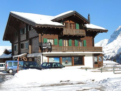 Photo for Apartment Le Sportif  in Val - d'Illiez, Valais - 6 persons, 2 bedrooms
