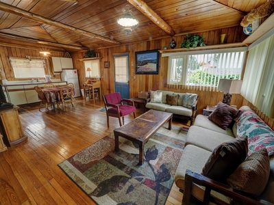 Photo for Cabin In The Village Of Downtown Suttons Bay, Michigan, Affordable