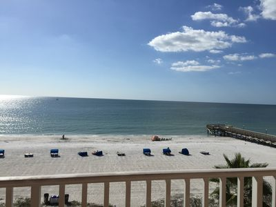 Photo for 2 Bedroom DIRECT GULF FRONT Condo - Now Booking July & Beyond