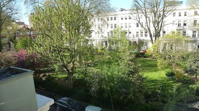 Photo for Luxury Apartment In sought-after Garden Square in Royal Borough of Kensington