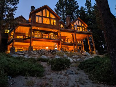 Photo for Gold Coast Elegance with Panoramic Lake/Mountain Views