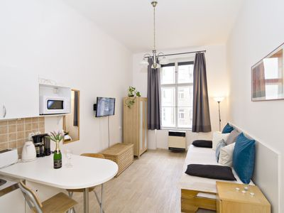 Photo for Tiny and cosy studio only a few minutes walk from Charles Bridge