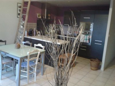 Photo for 4 rooms apartment at 10 km from Toulouse