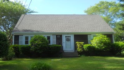 Photo for Lovely Cape Home 1 Mile to Falmouth Heights and Bristol Beaches