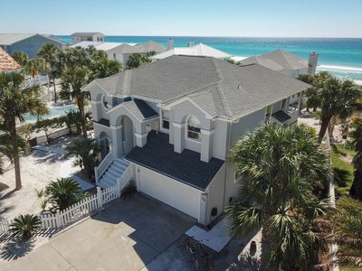 Photo for ALMOST BEACHFRONT*20 Steps to Beach*Pool*Newly Renovated