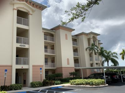 Photo for 2 bedroom penthouse condo in Cape Coral, Florida