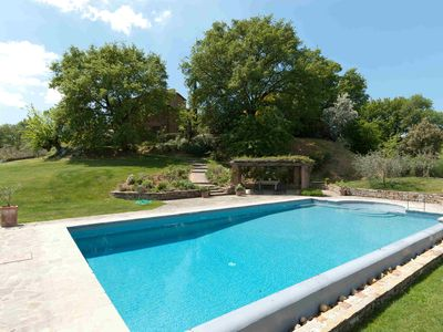 Photo for Charming 5 bedroom House in Lucignano (Q8107)