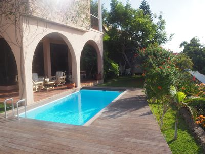 Photo for VILLA JACARANDA, MAGNIFICENT VILLA IN THE SAUZAL