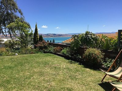 Jacaranda Lodge - Napier Hill Holiday Home