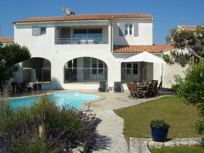 Photo for High standard Villa  4**** - Swimming Pool - Stunning view on Ocean - 150 ft. from Beach