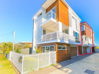 Photo for Brand new three bedroom townhouse a short walk from the beach.