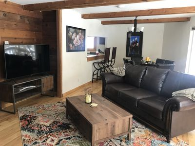 Photo for Gore Creek Cabin, Old Vail Charm -1 min walk to free shuttle.