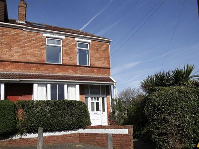 Photo for A charming red brick Victorian property in the heart of Mumbles Village, just a minute's walk to t