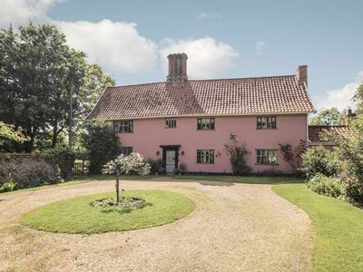 Photo for ABBEY FARM - 16TH CENTURY LISTED HOUSE IN RURAL LOCATION IN ITS OWN GROUNDS