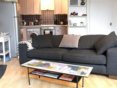 Photo for Trendy 2BD flat in West Hampstead