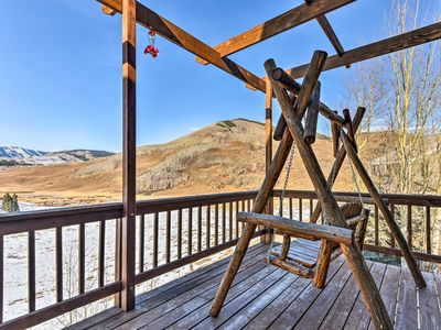 Photo for Home w/ Deck - 3 Mins to Crested Butte Mtn Resort!