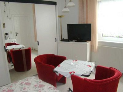 "Photo for Holiday Room 1 - rentals ""Altes Forsthaus"""