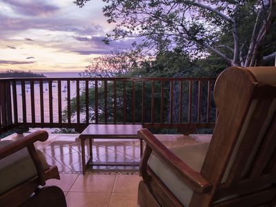 Photo for 3BR BEACH FRONT CONDO, OUTSTANDING OCEAN VIEWS, TWO MINUTE WALK TO BEACH.