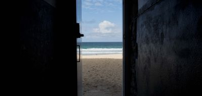 Photo for Light, Spacious Apartment with Private Access to Porthmeor Surf Beach, St.Ives
