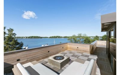 Photo for Modern Waterfront Home