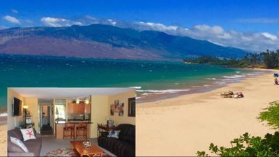 Photo for Book APRIL today! Affordable luxury, perfect location, beach gear included!