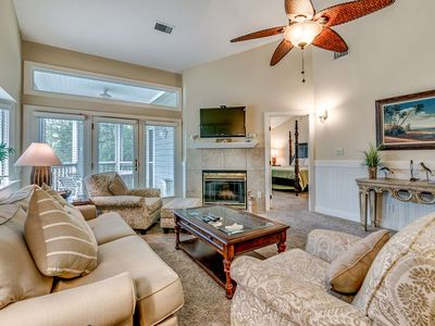 Photo for 2nd Row, Ocean View Condo in Windermere by the Sea at Kingston Plantation
