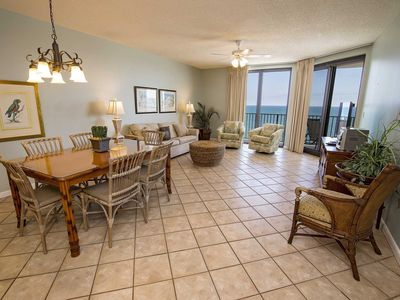 Photo for Rates Dropped ~ Close to FloraBama ~ All Tile 3/2 ~ Phoenix X 1414 ~ Gulf Front ~ Pools ~ Sleeps 10!