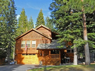 Photo for Beautiful Tahoe Donner Mountain Getaway - Family Friendly!