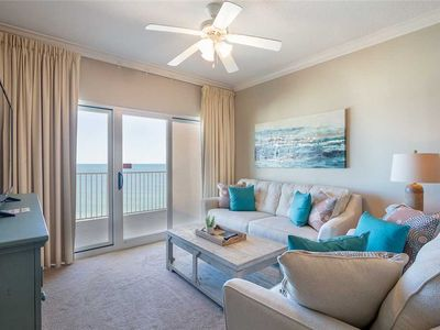 Photo for Seawind 1102: 3 BR / 2 BA condo in Gulf Shores, Sleeps 8