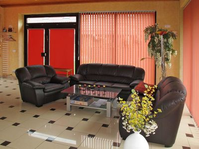 Photo for Beautiful private villa for 4 people with TV, balcony, pets allowed and parking