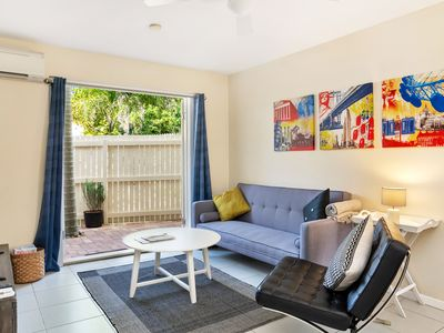 Photo for Tranquil 2 Bedroom Apartment in Clayfield