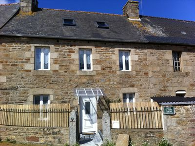 Photo for CHARMING BRETON HOUSE IN THE VILLAGE OF TONQUEDEC