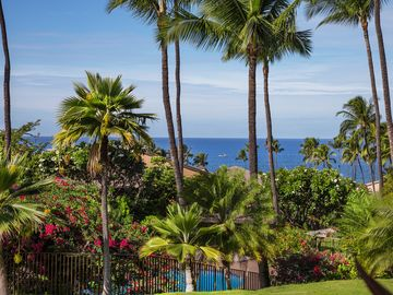 Ocean view from your lanai!