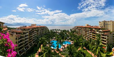 Photo for Oceanfront Penthouse Condo in 5 Star Resort with Oceanview