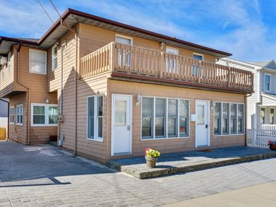 Photo for Beach Block Rental in Lavallette with Ocean Views Negotiable Pricing