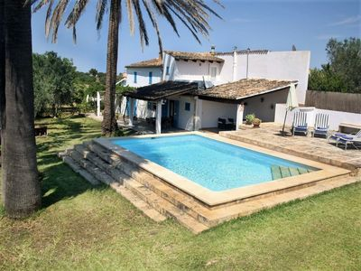 Photo for Friendly & quiet villa  ideal for small families,  with private pool, wifi