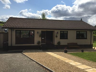 Photo for 3 Star Graded - Fieldside 3-Bedroom Country Cottage - Newton Mearns - Glasgow