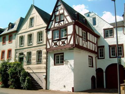 Photo for Beautifully restored and renovated house in the most beautiful town on the Mosel