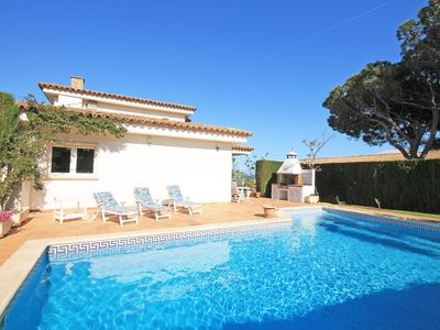 Photo for Sylvia: Beautiful villa with private pool in L´Escala