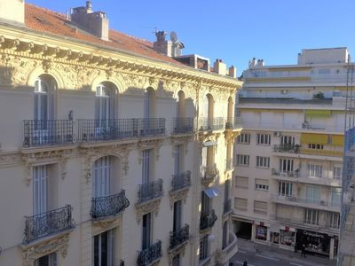 Photo for Apartment in the center of Nice with Lift, Internet, Washing machine, Air conditioning (634952)