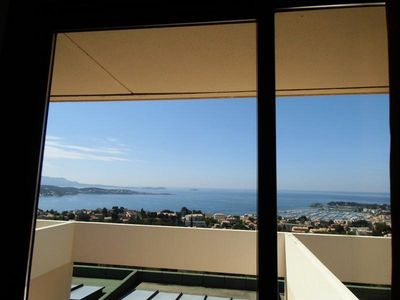 Photo for Residence Le Bosquet - 2 rooms 4 pers sea view