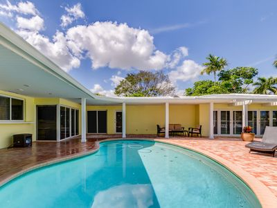 Luxury Fort Lauderdale Home w/Pool on Intracoastal