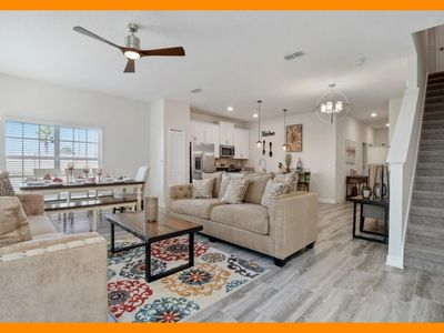 Photo for Storey Lake Resort 69 - Immaculate townhouse with private pool near Disney