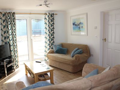 Photo for May dates available 2 Min Walk To Trevone Beach