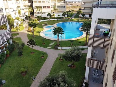 Photo for Beautiful Apartment in Bouznika BEACH