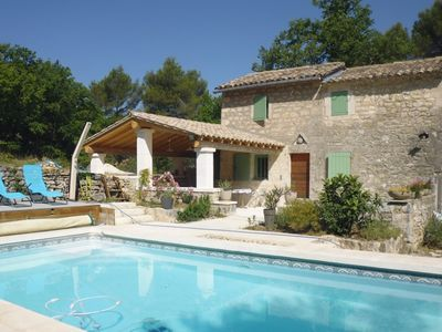 Photo for Oppede Holiday Home, Sleeps 6 with Pool and WiFi