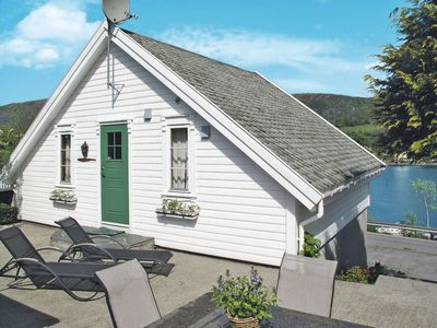 Photo for Vacation home Angelhaus (FJR630) in Rogaland - 2 persons, 1 bedrooms