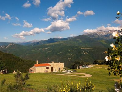 Photo for Luxury Eco-Lodge in the Eastern Pyrenees