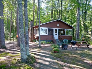 Photo for Tucked in Woods- Views of the Lake- Private Location- Swimming- Charcoal Grill